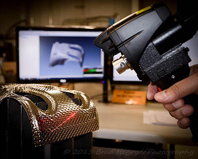 Laser and CMM Inspection