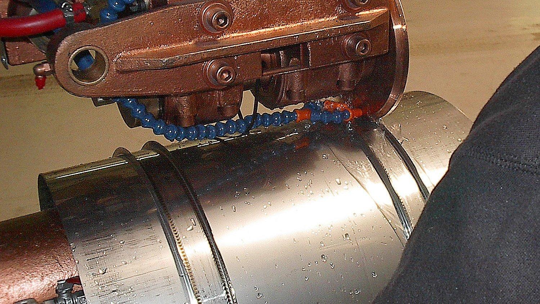 Circumferential Seam Welding
