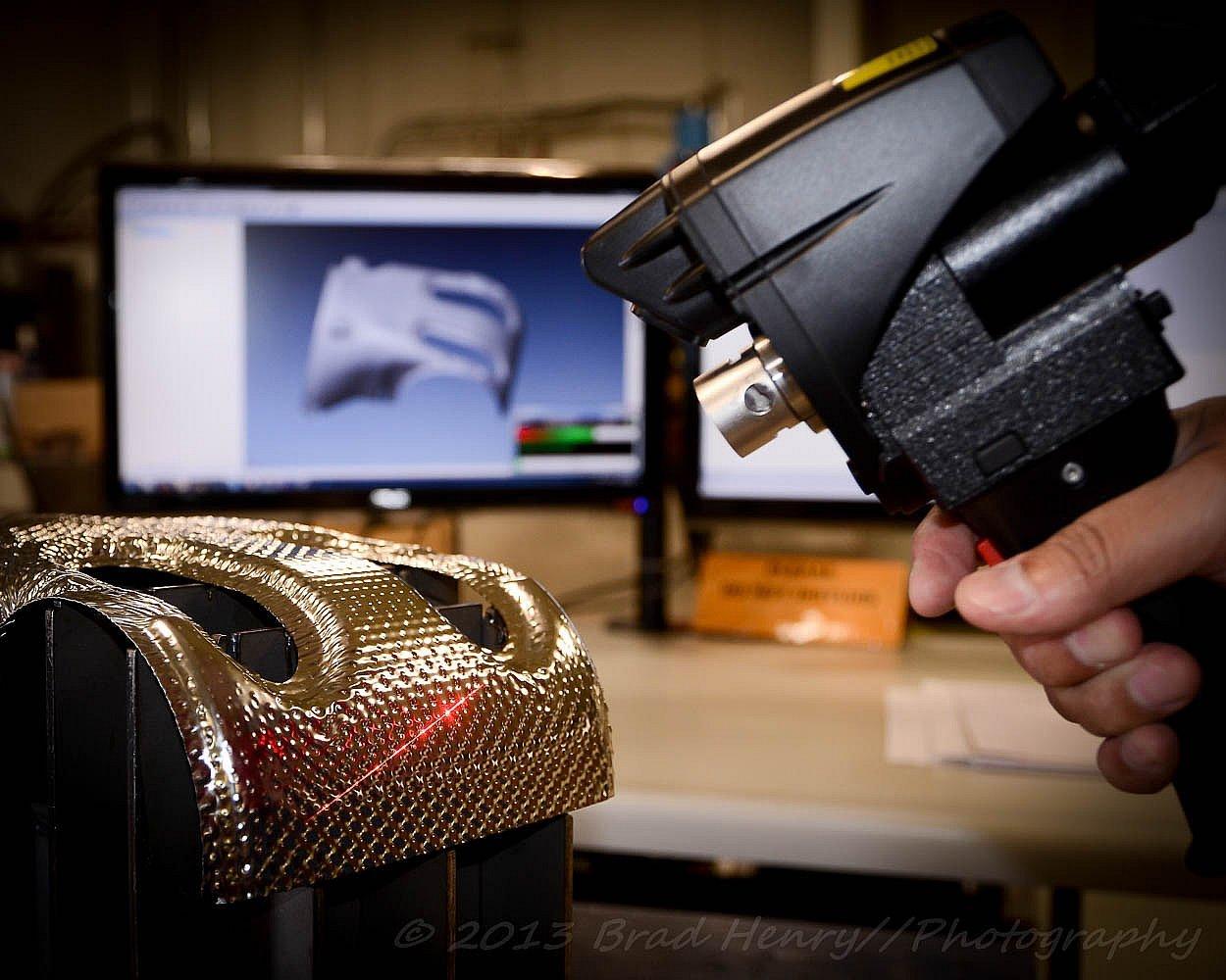 Laser Scan Inspection