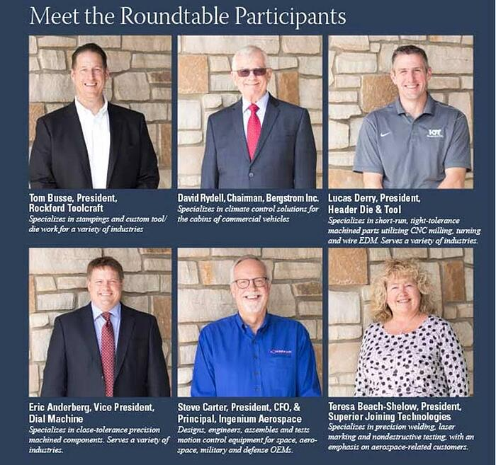 Rockford Manufacturing Roundtable