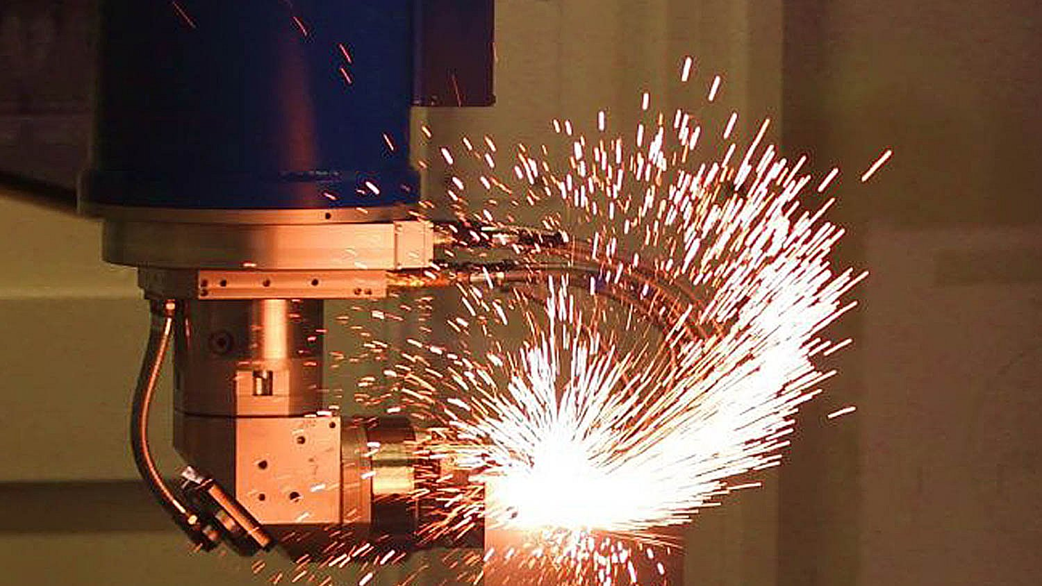 Multi-Axis Laser Beam Welding and Cutting