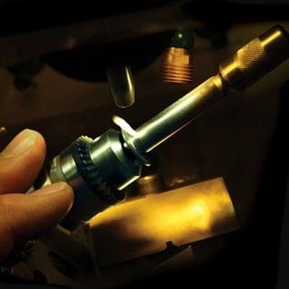 Microscopic Laser Beam Welding (Micro LBW)