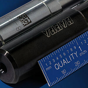 Laser Marking Capabilities