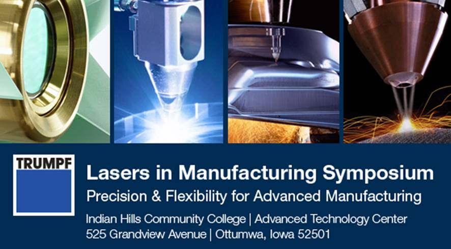 Lasers in Mfg Symposium