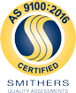 SQA AS9100 2016 logo